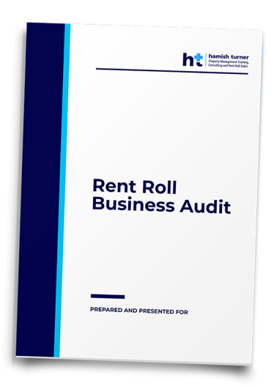 property management business audit docoument