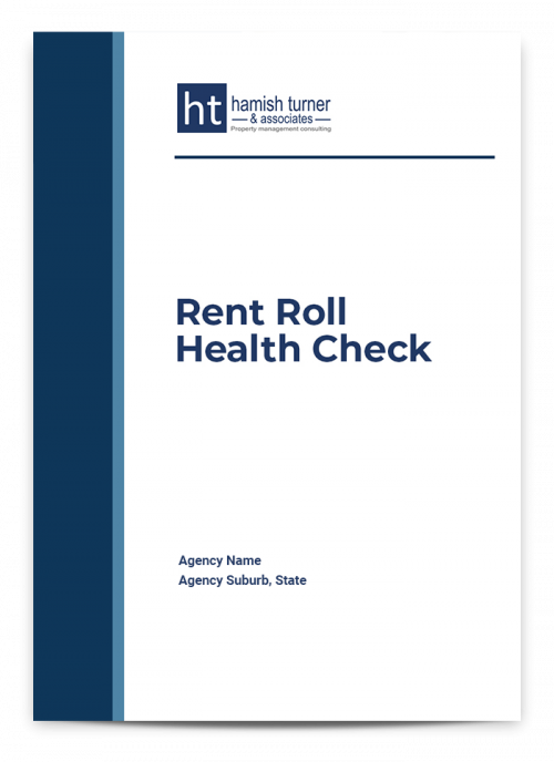 rent roll health check